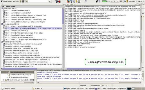 TRS Screenshots