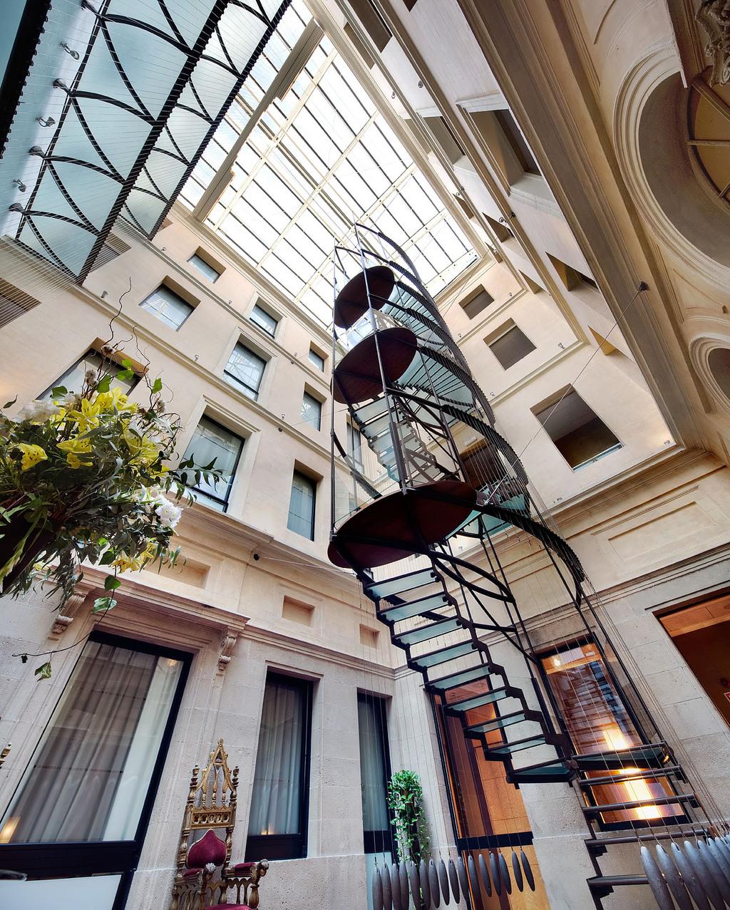 Hotel Medinaceli Barcelona Spanien