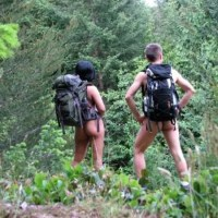 Nudist idea #3: Hike naked