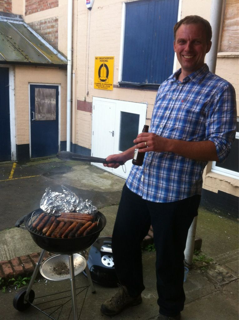 SyncNorwich - BBQ & Beer (Jon Witte of Wiggly-Amps)