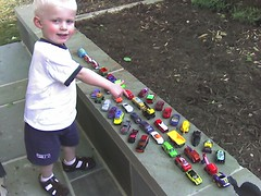 Cooper and his cars