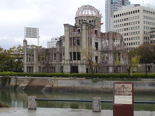 A-Bomb memorial, Hiroshima