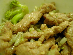 Miso-marinated beef