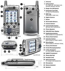 Palm Treo650