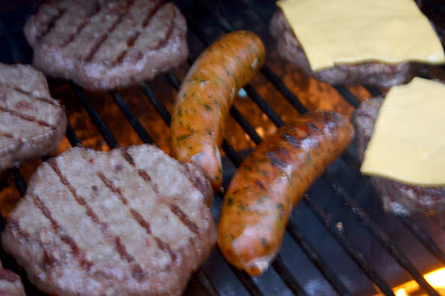 xtreme meat closeup