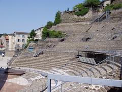 Vienne's roman amphitheatre