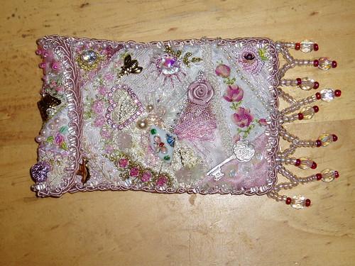 Amanda's 21st birthday purse