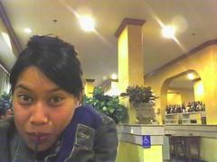 Glenda at Olive Garden