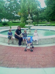 Fountain at Epworth