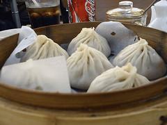 Shanghai food - Steamed meat dumplings