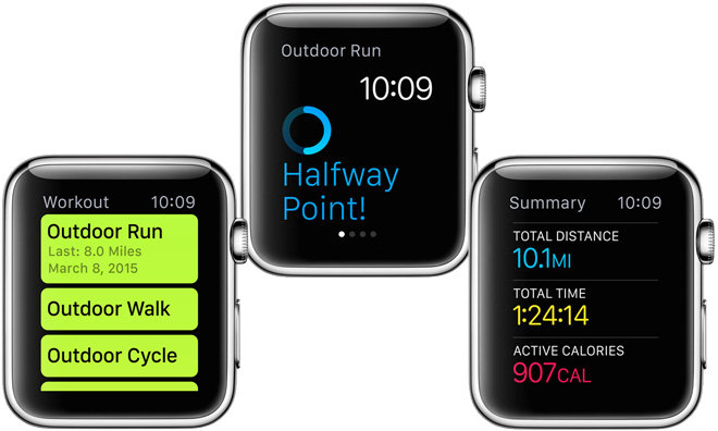 Image result for workout app run apple watch
