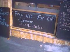 Free WiFi in Sydney