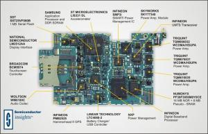 Every iPhone 3G chip named, illustrated in detail