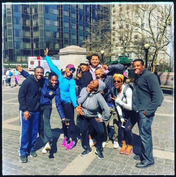 Happy Black History Meet and Greet