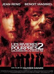 Product Image: Rivières pourpres II - Les anges de l'apocalypse