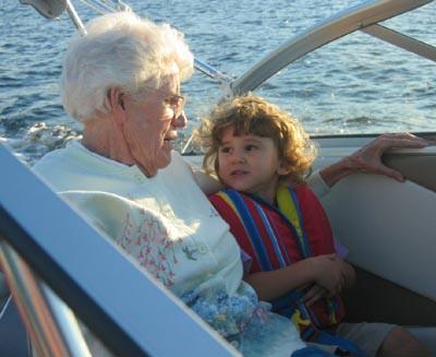 I love you, Granny