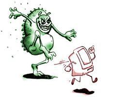 فرق بین ویروس،تراجان و کرم چیست؟
