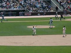 Giants vs Braves, 7/20/05