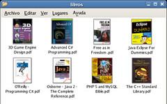 Nautilus Previsualizando PDFs