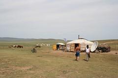 Mongolian Ger Home
