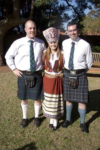 Estonia meets Scotland