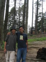Dejo and Me in Patnitop