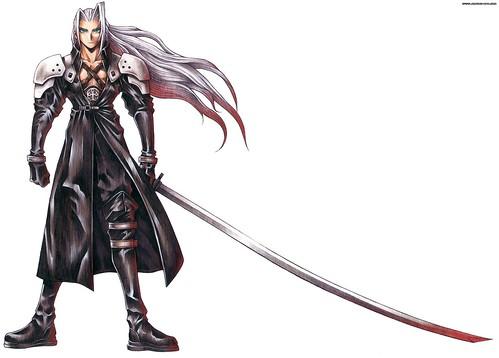 Final Fantasy VII - Sefirot