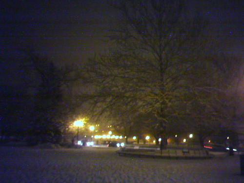 yet more snow