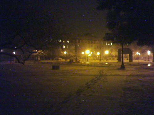 still more snow