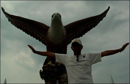 صورتي في ماليزيا 2003