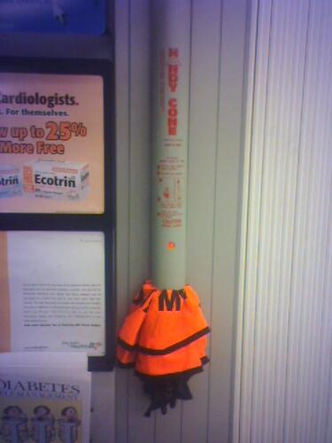 Handy cone?