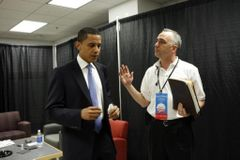 Kerry Operative Fisk Is With Obama