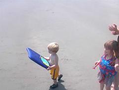 Hunting Island Beach 8-21