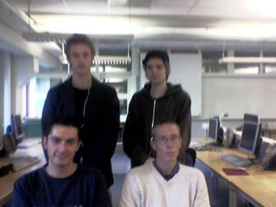 El staff de Sinkable Software al completo