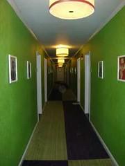 Helix hallway