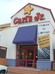 Carl's Junior Monterrey