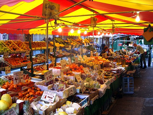 Berwick St Market