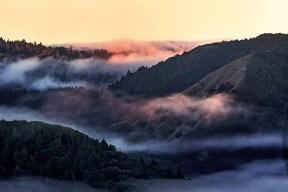 Hills Surrounding Lake Sonoma