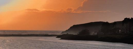 Cronkite Beach Panorama