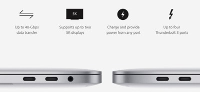 Image result for 13-inch MacBook Pro with 4 Thunderbolt Ports
