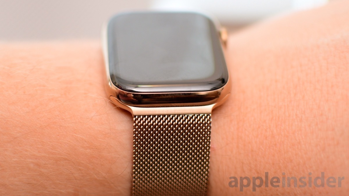 Hands On With Apples Ornate Gold Milanese Loop For The