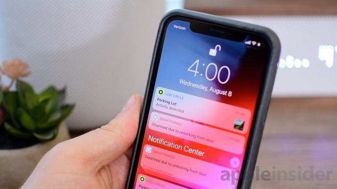 The Latest Update To Ios  Just For The Iphone 8 Plus Offers No New Features Or Functionality To The Operating System Serving Just As A Bug Fix