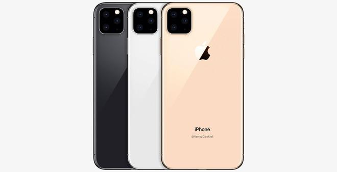 iPhone XI Render