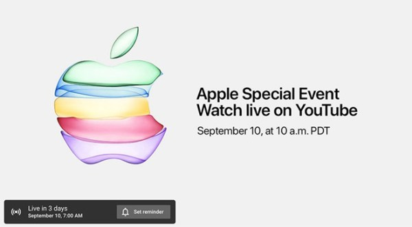 March Event 2019 Apple YouTube Apple Event On Youtube