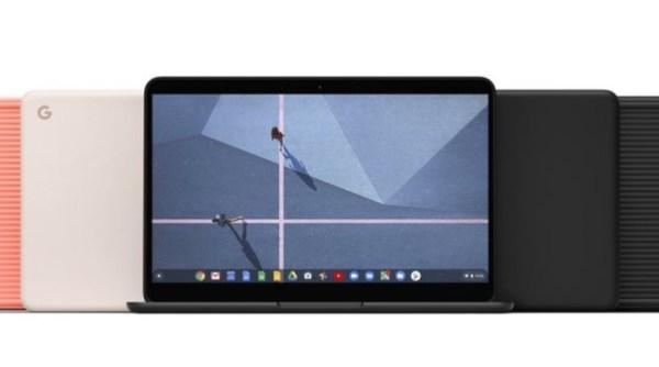Nest Wi-Fi, Nest Mini, Pixelbook Go updated during
