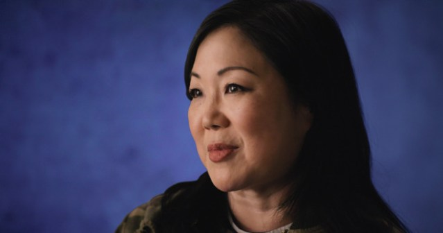 Comedian Margaret Cho, one of the narrators of Apple TV+'s 'Visible: Out on Television'