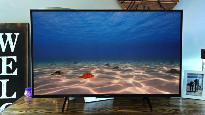 Review Sony X800h Homekit Tv Is An Excellent Mid Tier Set Appleinsider