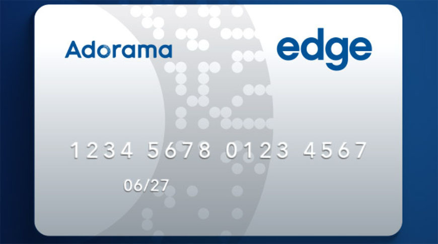 Save 5 percent with the Adorama Edge Credit Card