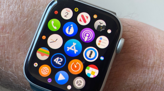 Now the App Store is right there on your wrist, you can get Apple Watch apps much more easily