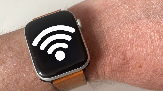 Future Apple Watches may have improved Wi-Fi antennas underneath the display